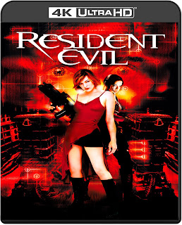 Resident Evil [2002] [UHD] [Latino]