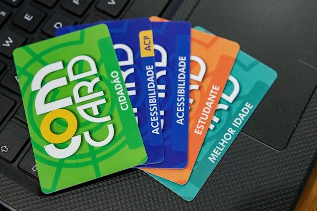 COMCARD: População pode fazer recarga do cartão em diversos pontos da capital