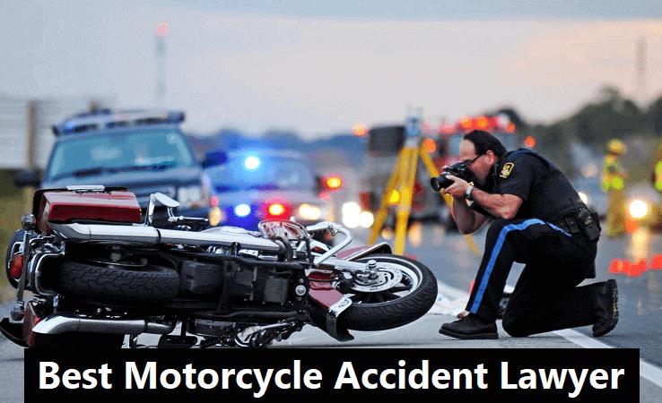 Motorcycle Injury Lawyer near Me