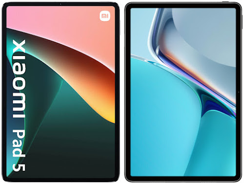 Xiaomi Pad 5 vs Huawei MatePad 11 2021