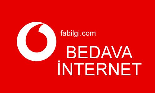 Vodafone Haftalık Sınırsız İnternet Hilesi Yapımı Ekim 2021
