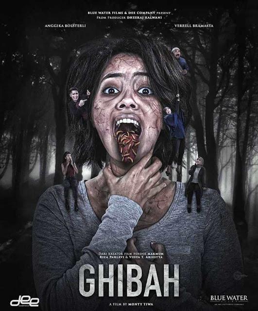 Daftar Nama Pemain Film Ghibah Horor Movie 2021 Lengkap