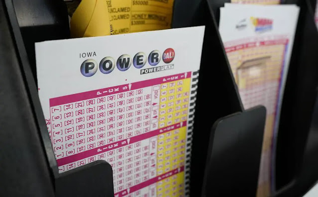 One person won the jackpot of nearly 700 million USD