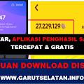 3 Aplikasi Penghasil Saldo Dana Rp 250 Ribu Hingga 1 Juta Terbaru 2021
