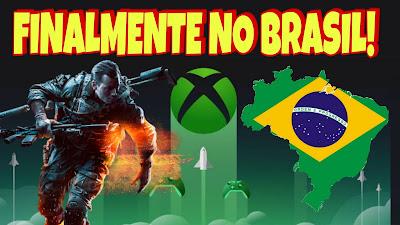 Xcloud no Brasil