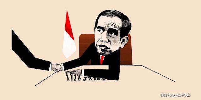 The Economist: Di Era Jokowi Demokrasi Semakin Dilemahkan