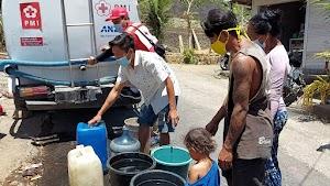 Kesulitan Air, Warga Desa Tianyar Harapkan Pemerintah Alirkan Air Danau Batur, Kintamani