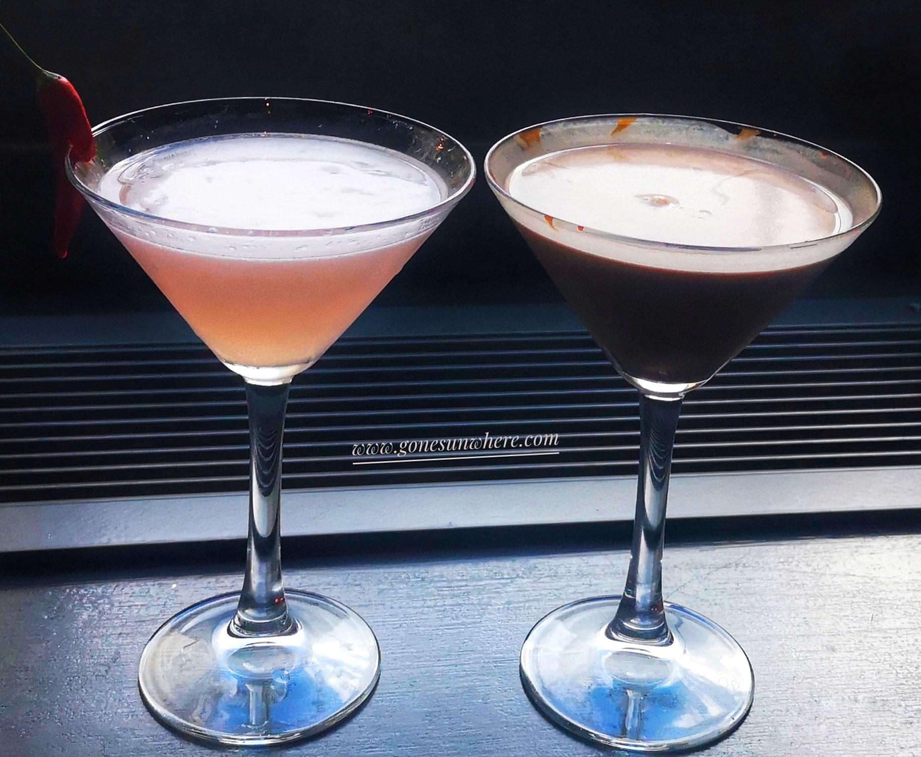 Martini bar London