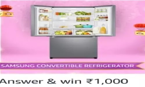How many doors are there in Samsung convertible French Door Refrigerator?