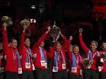 Bungkam China 3-0, Indonesia Raih Juara Thomas Cup yang ke-14