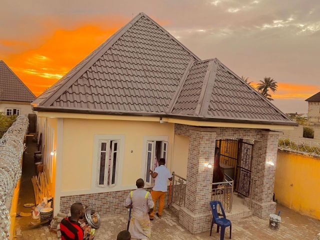 Comedian Sabinus Acquires a New Home for his Parents (Photos)
