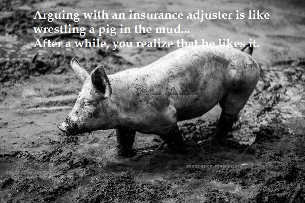 Insurance salesmen are like the mafia - Insurance Meme