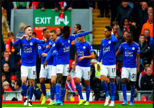 Leicester City Ends Man United's Unbeaten Away Run In A Thriller In The English Premier League