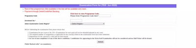 ignou-term-end-exam-form-select-programme