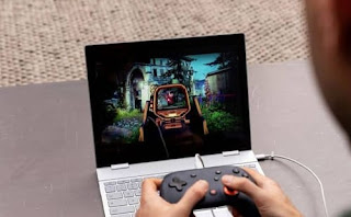 YouTube subscribers get Stadia Pro for free