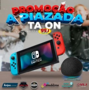 Promoção A Piazada TÁ On Studio FM 99.1