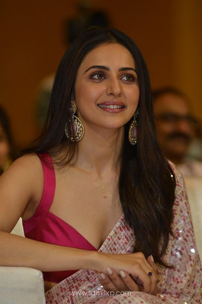Telugu Actress Rakul Preet Singh
