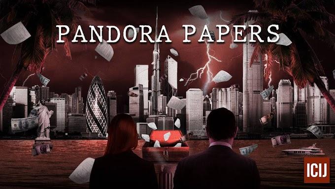 ¡Nerviosismo ante revelación de PANDORA PAPERS!