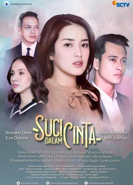 Nama Pemain Suci Dalam Cinta SCTV Sinetron 2021