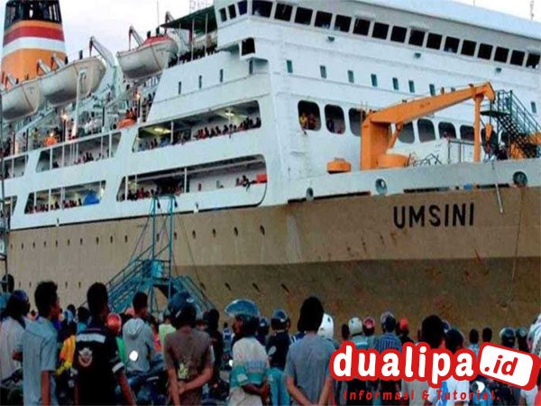 Jadwal Kapal Umsini Bulan Oktober 2021