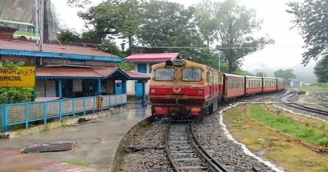 हिमाचलः ट्रेन की चपेट में आने से अज्ञात शख्स की गई जान, नहीं हुई पहचान
