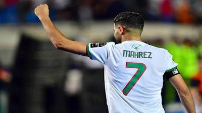 الجزائر تفوز على النيجر برباعية