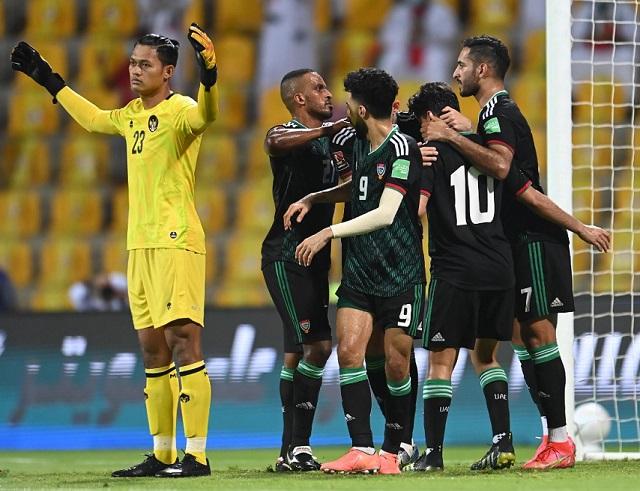 موعد مباراة الامارات و ايران في تصفيات كأس العالم