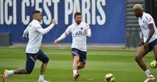 موعد مباراة باريس سان جيرمان وبريست في الدوري الفرنسي