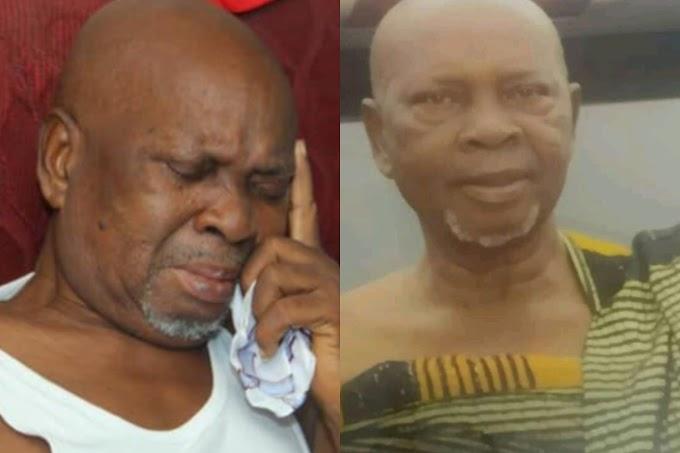 Veteran Ghanaian actor, King Aboagye Brenya reported dead