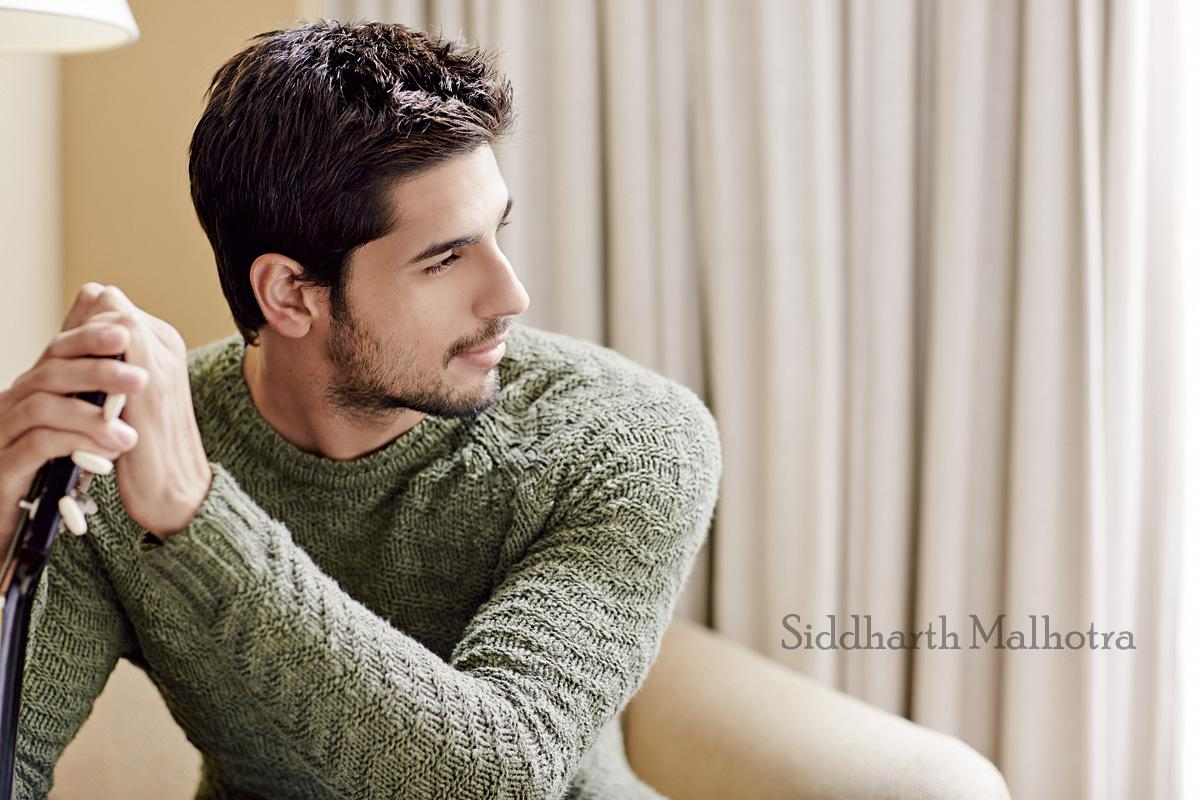 Sidharth Malhotra Handsome Photo