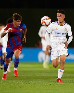 Seguimos mejorando. Real Madrid Castilla 0-0 FC Barcelona B.