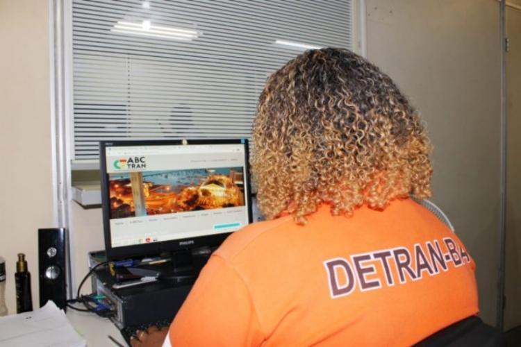 Foto: Itailuan dos Anjos/Detran-BA