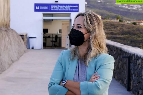 Más de 200 estudiantes reciben la beca del Cabildo de La Palma