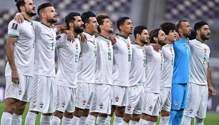 موعد مباراة لبنان والعراق في تصفيات كأس العالم