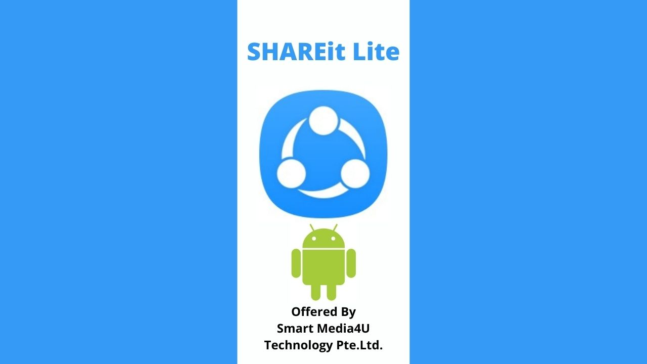 SHAREit Lite for Android Download Latest Version 2021
