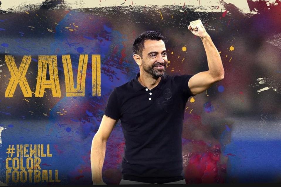 Xavi will be the next head coach of Barcelona