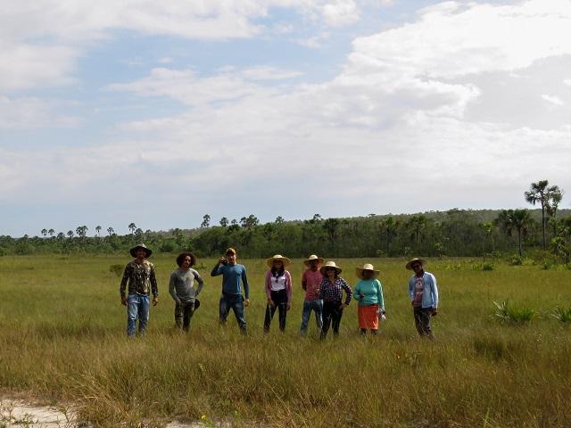 Secretaria de Meio Ambiente e Turismo de São Desidério realiza ações do projeto Veredas Sempre Vivas