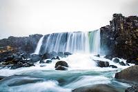 Cascade - Photo by Henrik Eikefjord on Unsplash