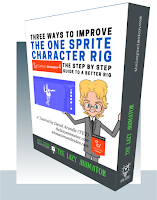 Three Ways to Improve Your One Sprite Character Rig in Reallusion's Cartoon Animator