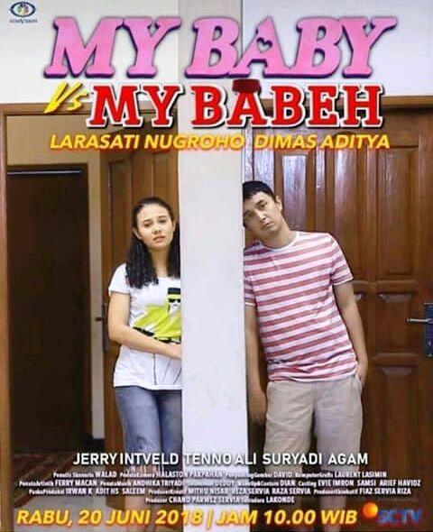 Nama Pemain FTV My Baby VS My Babeh SCTV
