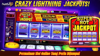 Permainan Slot Online Yang Perlu Dijumpai