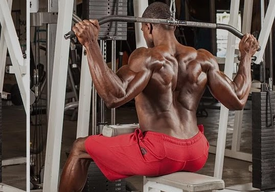 Lat Pull -Down: Explanation And Tips to Buy