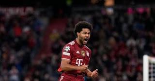 فاز بايرن ميونيخ على منافسه دينامو كييف 5-0 في الجولة الثانية من دور المجموعات لدوري أبطال أوروبا