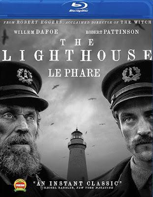 The Lighthouse (2019) Dual Audio [Hindi – Eng] 720p BluRay ESub x265 HEVC 650Mb