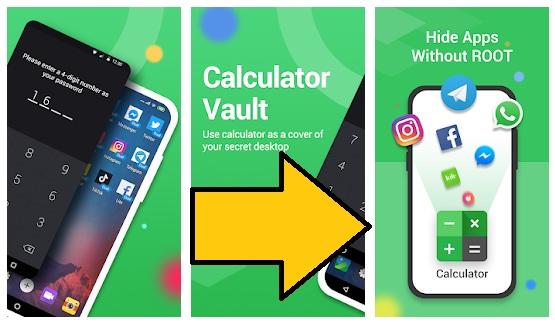 افضل تطبيقات اخفاء التطبيقات من شاشة الاندرويد بدون روت مجانا