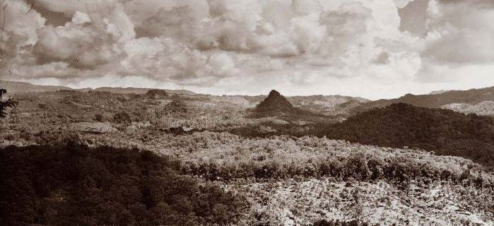 Aroma Mistis di Gunung Munara