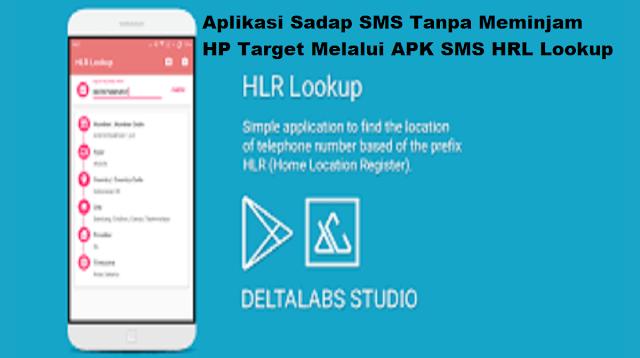 Aplikasi Sadap SMS Tanpa Meminjam HP Target