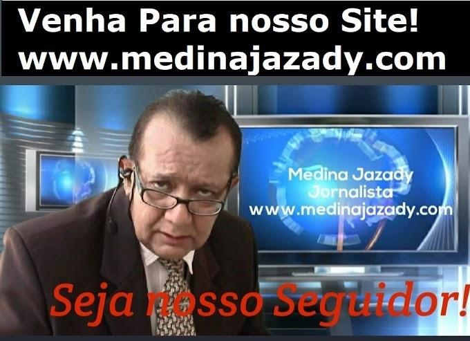 Jornalista Medina Jazady