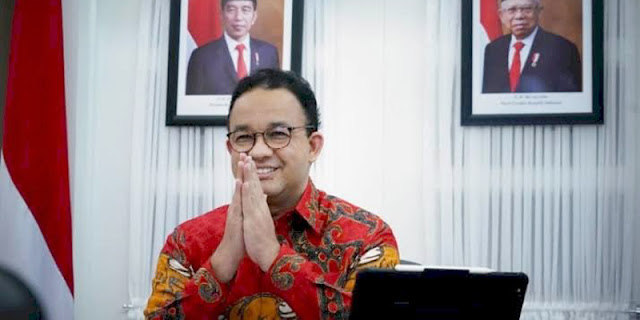 Hororable Anies for Next President