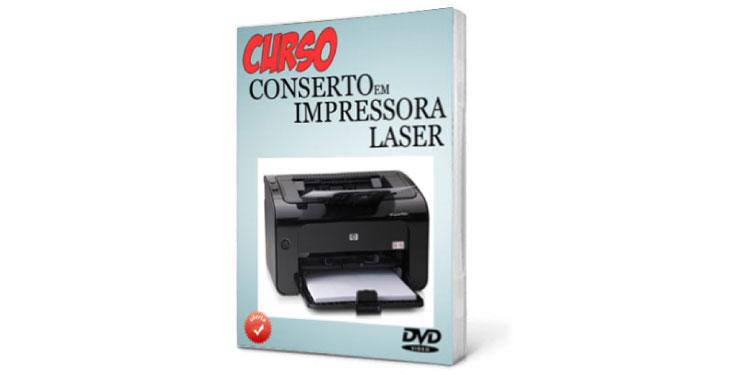 Conserto em Impressora a Laser Download Grátis